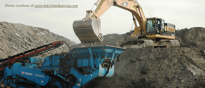Asphalt Recycling